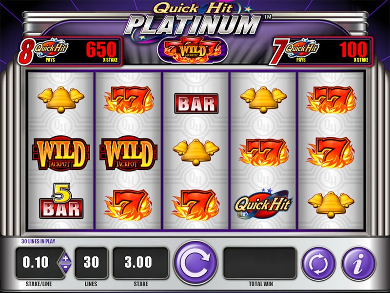 Slot Quick spin 56803