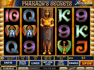 Video Pharaoh Secret 5682