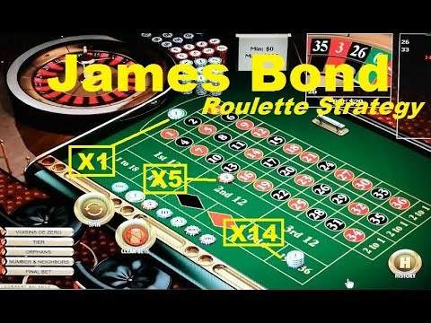 James bond strategy 31963