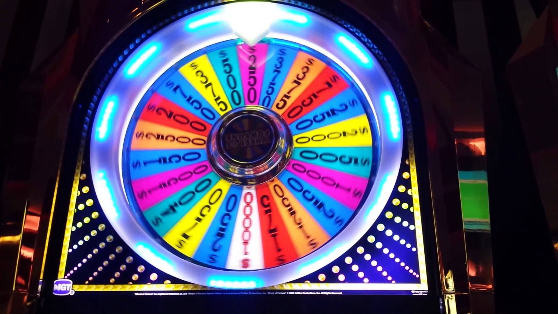 Wheel of fortune 72729