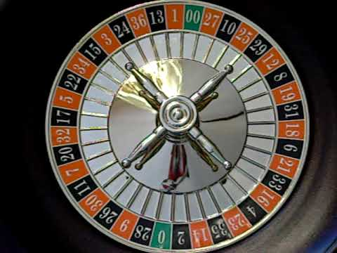 Roulette wheel simulator 13946