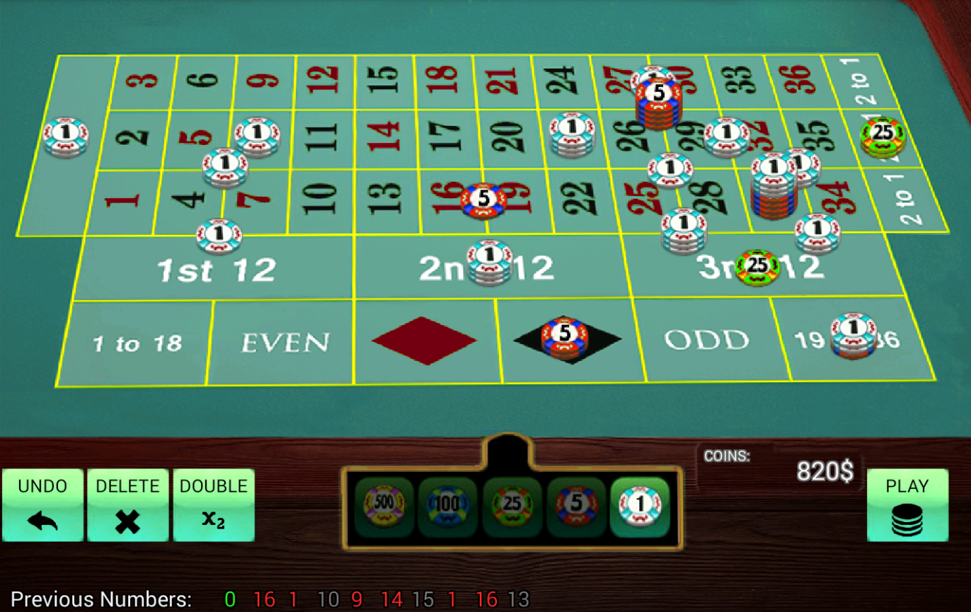 Free roulette 34861
