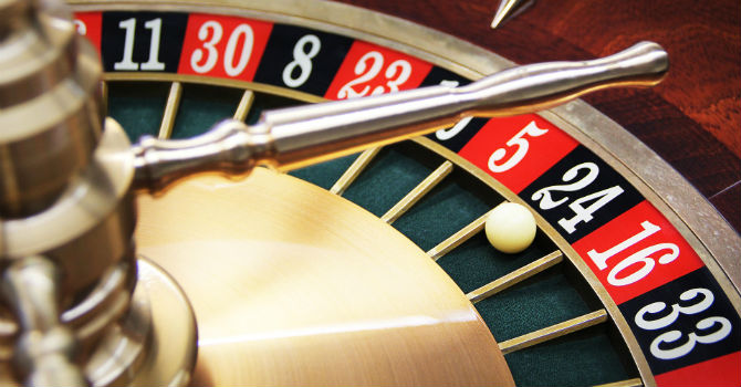 Roulette system 20902