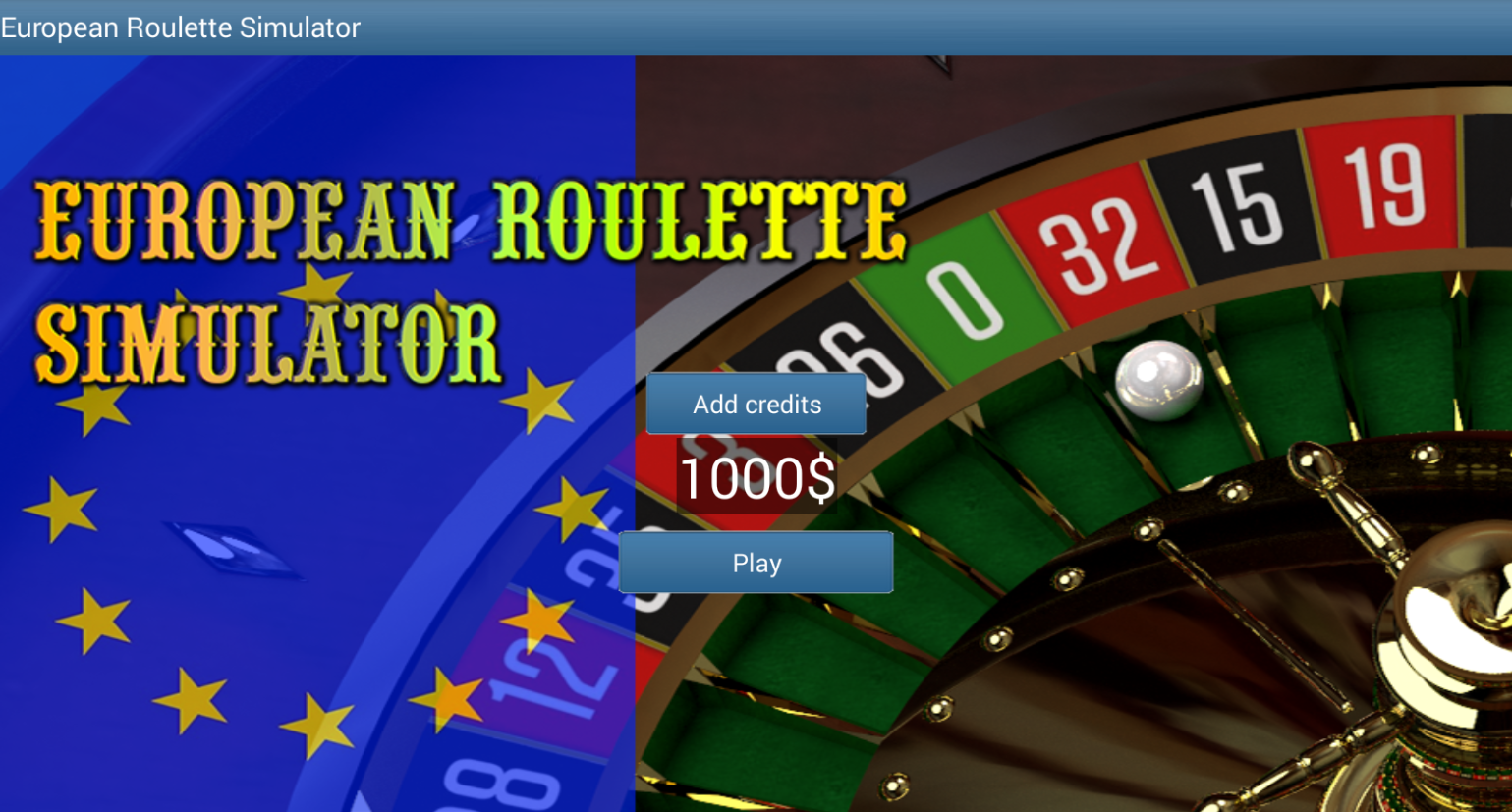 Free roulette 91016