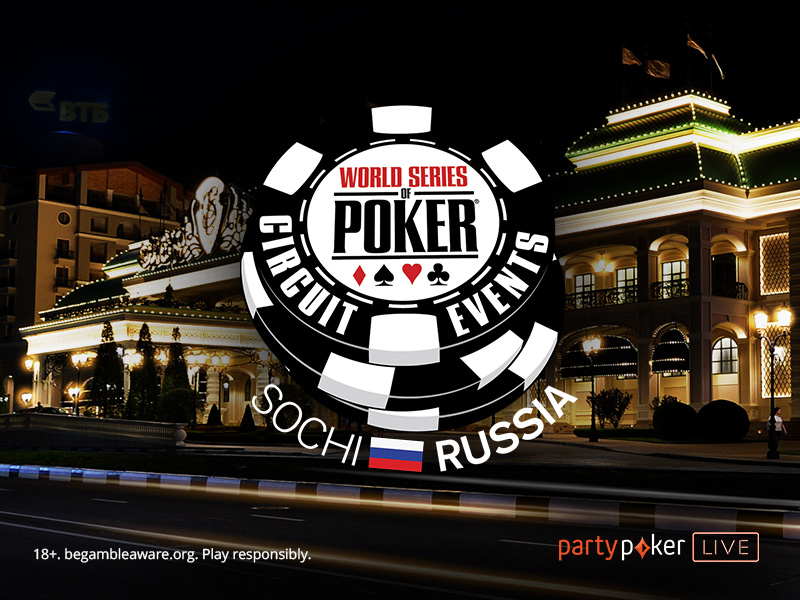 Partypoker live account 23779