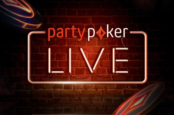 Partypoker live account 18393