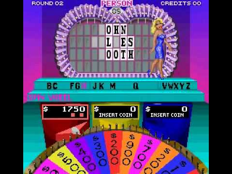 Wheel of fortune 53737