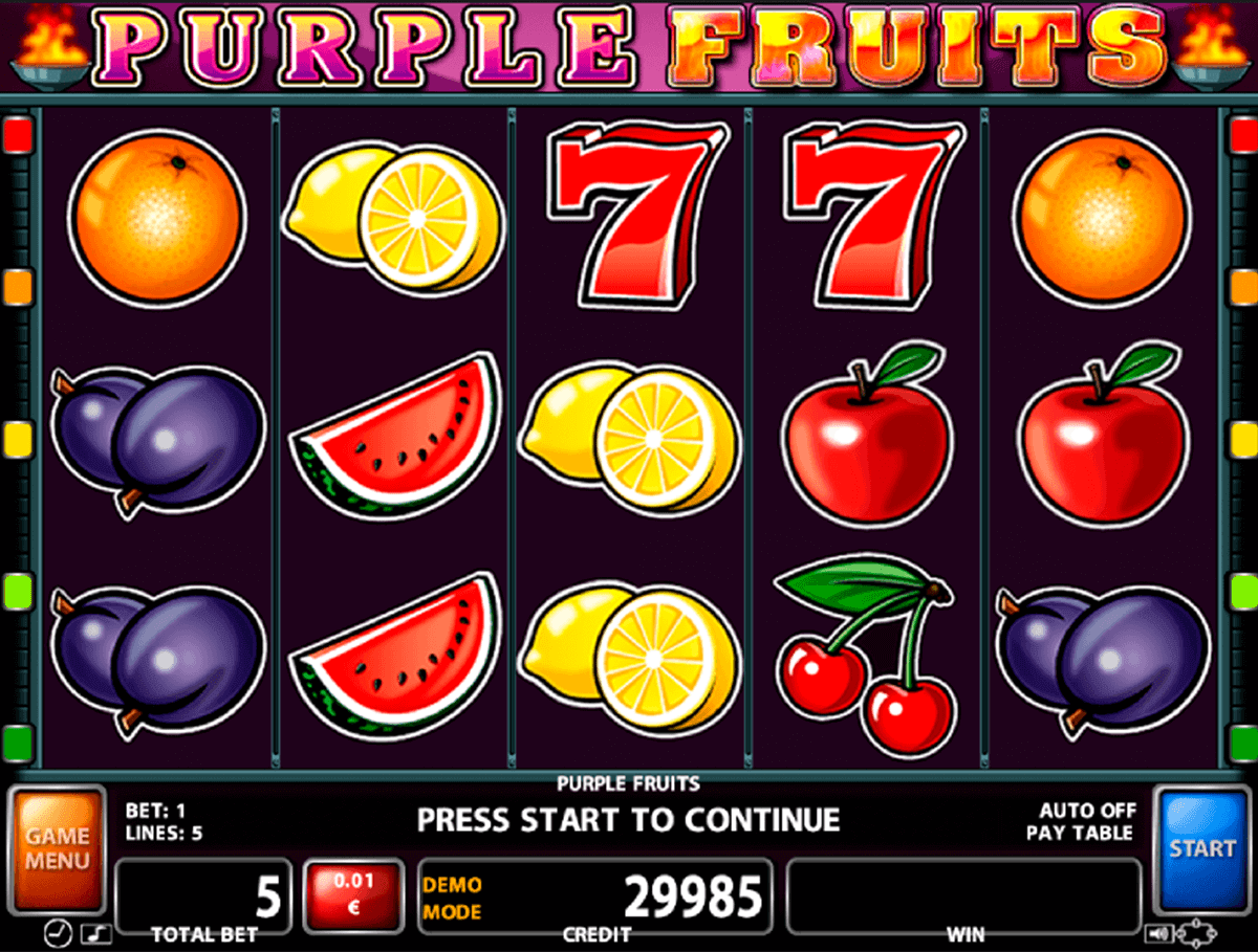 Free spins Fruits 14455