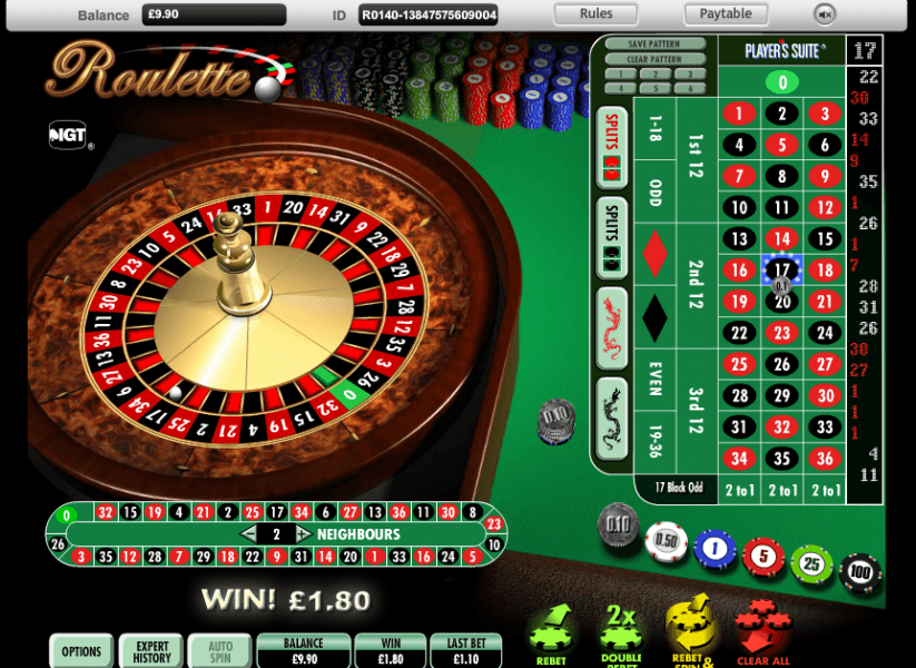 Roulette strategy that 80604