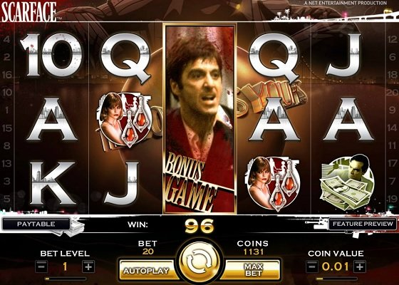 Best Scarface slot 95498