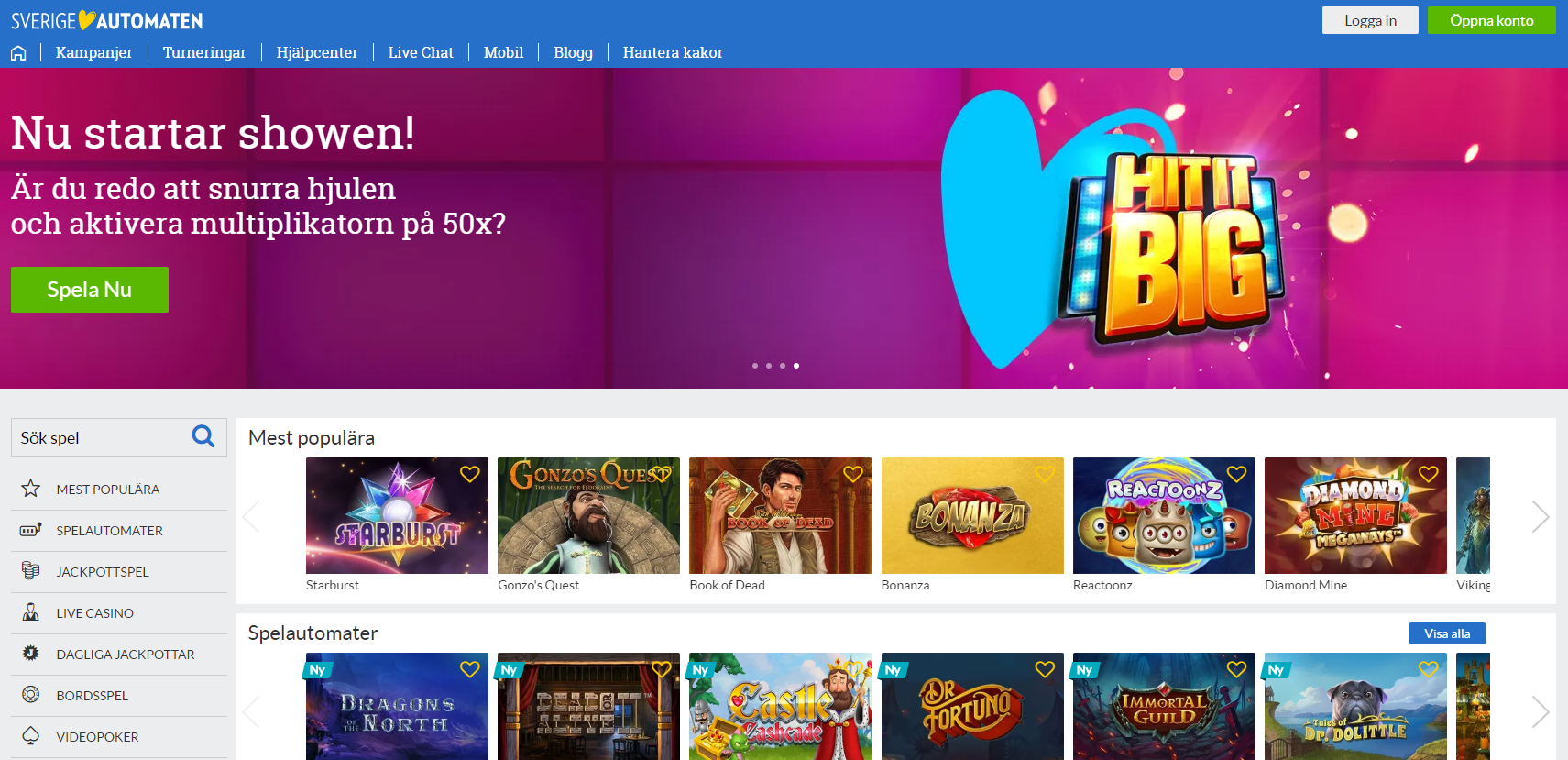 Casino sites freespins 3964