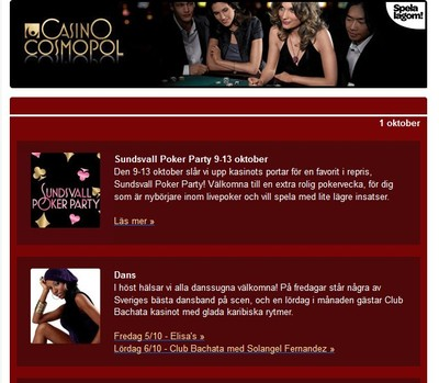 Casino idag feedback 97497