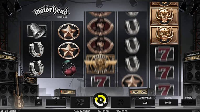 Mobile Motorhead slot 82586