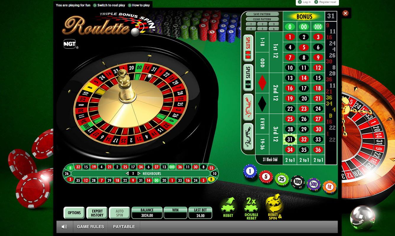 Free roulette 34191