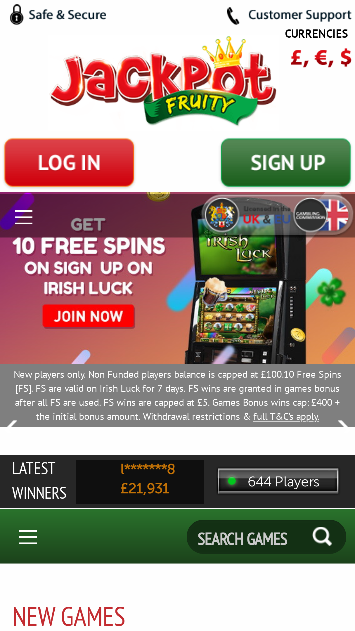 Free spins france 23487