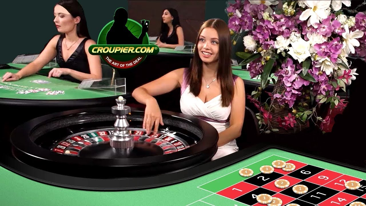 Live roulette iGame 36480