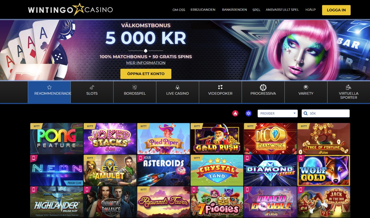 Recension casino 61208