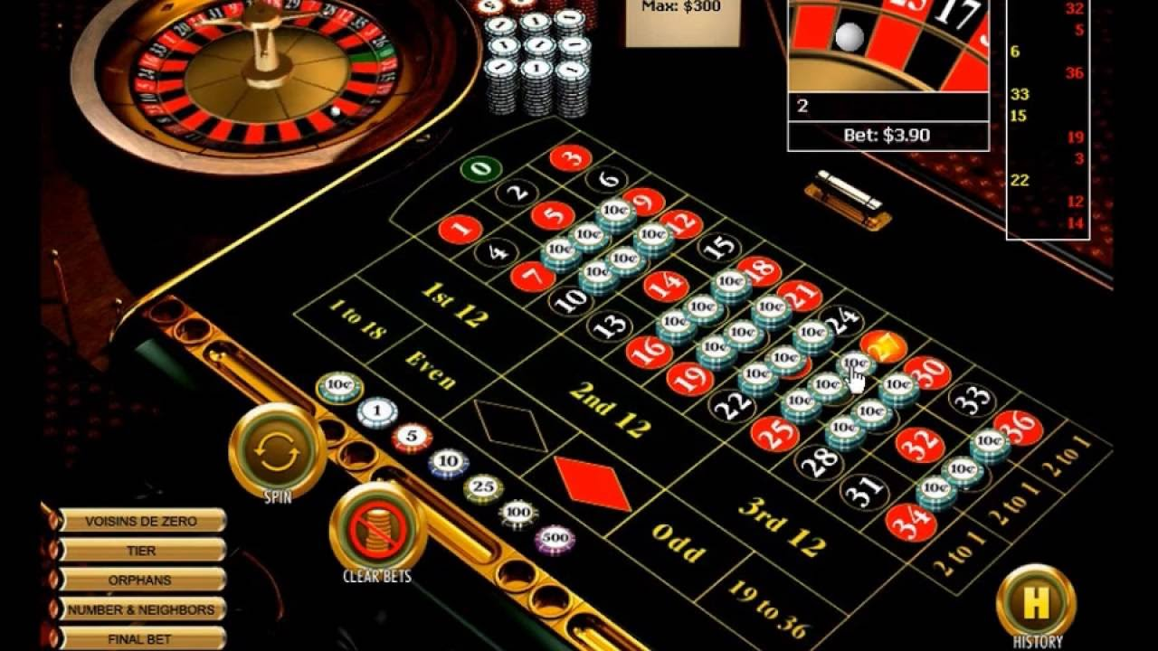 Roulette odds 35359
