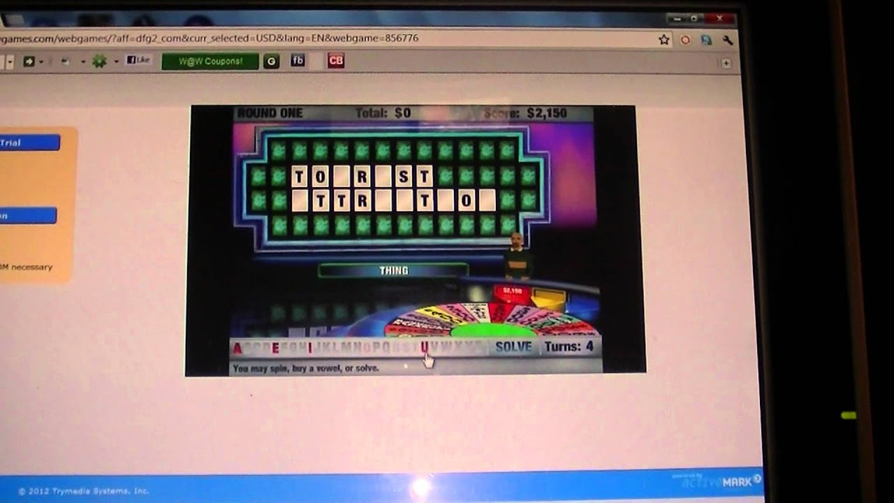 Wheel of fortune 82982
